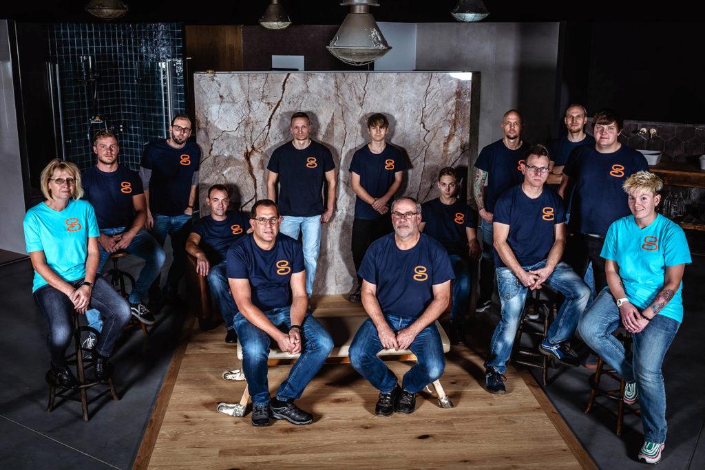 Ein starkes Team  – Siefers heute